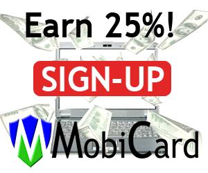 Join MobiCard affiliate program