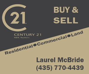 Laurel McBride real estate agent with Century 21 N and N Realtors with homes for sale in Logan Utah